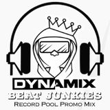 DJ DYNAMIX - THE BEAT JUNKIES RECORD POOL PROMO MIX