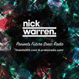 Nick Warren - Future Sonic Radio - March 2015