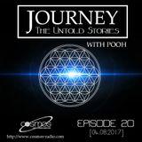 JOURNEY - 20 on Cosmos Radio [04.08.17]