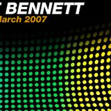 Jeff Bennett In Da Mix March 2007