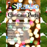 LSRadio Christmas Party 2011