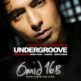 Undergroove Radio Show - w/guest Omid 16B (April 2011)