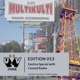 UV Funk 013: Exotica Special with Conrad Kaden