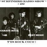 SURFINBIRD RADIO SHOW # 452 T'ES ROCK COCO