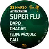 FELIPE VÁZQUEZ - Deep House - WarmUp  JAKETONE @ Super Flu_Dapo_Chagar_Cali (23.03.18) sp