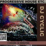 DJ Cyclic Show 78 - Progressive House Etc.