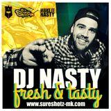 DJ Nasty - fresh & tasty pt.1