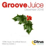 Groove Juice Hollyberry - Christmas 2016