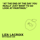 Info Unltd with Liza Lacroix 12.11.2018