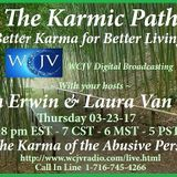 Karmic Path with Tina Erwin and Laura VanTyne 20170323