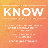 In the Know With SendOutCards - November 6, 2018