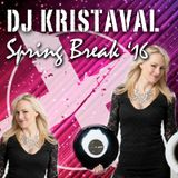DJ Kristaval - April 2016 Mix