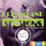 Nita Dreamland - Dreamland Session (January 2016) # 132