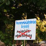 Interview: Aktionen gegen Asylrechtsverschärfung am 24.09.2015, im FSK bei einprozess.blogsport.eu