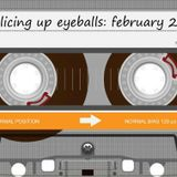 SIDE A: Slicing Up Eyeballs' Auto Reverse Mixtape / February 2014