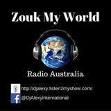 DJ Alexy's set @ Sydney's I Love Zouk Party January 2017 for Zouk My World Radio