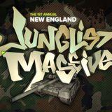 Mizeyesis B2B Magenta w MC Elijah Divine @ 1st Annual N.E. Junglist Massive 02.28.15 (DL LInk Avail)