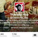 True Hip Hop's ( @ClassicHip_Hop ) Flavour of the day Mix