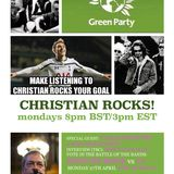 Christian Rocks on Rockers Dive chat highlights - April 27th 2015 (Nigel Farage & Callie Griffiths)