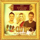 Set +QVIP 3 Anos Especial By Paulo Pringles, Carlos Fell & Carolina Lessa