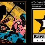 REVELACION RADIO HARDCORE N° 87 con ADRIAN OUTEDA /BANDERA DE NIEBLA