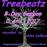 Alex Cullera @Treebeatz 2017- D.Anis B-Day Session