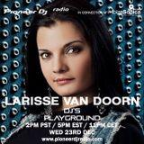 Larisse Van Doorn - Pioneer DJ's Playground