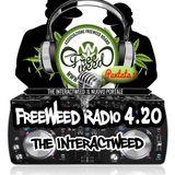 FreeWeed Radio 4.20 - The Interactweed - Puntata 1 - Dicembre 2016