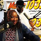 #FunkregulataCelo #KMichelleTheMiddayDiva #OldSchoolLunchMix #Magic1039fm #ClassicSoul