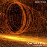 circle of fire - drum&bass collaboration mix by unit & dbcon