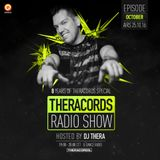 Theracords Radio Show | October 2016 | 8 Year Anniversary Special