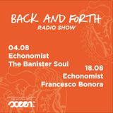 BAF008 Radio Show on Sceen FM: Echonomist