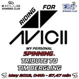 Riding for Tim Bergling (Avicii tribute)