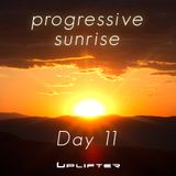 Progressive Sunrise - Day 11