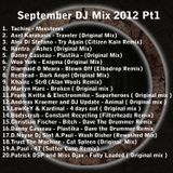 Dave the Drummer Sept DJ mix 2012 pt 1