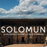 Solomun (Official) live @ Le Théâtre Antique d'Orange 21-05-2018