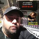 DJ Kazzeo - 2019 01 24 (Club Wreck - Brenda K. Starr Interview)