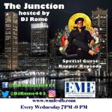 The Junction with Rapsody Interview