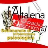 Altalena,settimanale di informazione psicologica - Occhi e MEMORIA, Ospedale Psichiatrico di SIENA