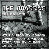 2016 02 26: The Massive