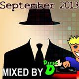 September 2013 - DJ Dizzy D