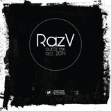 Unscene Records Guest Mix - RazV - Dec. 2014