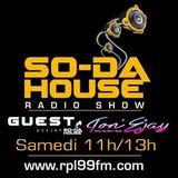 So-Da House RadioShow RPL99FM presents TonEjay (01-02-14)