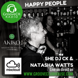 DJ CK(Part2) with  ******NATASHA WATTS LIVE Performance******