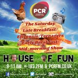 House Of Fun Broadcast LIVE 26th Aug 2017 on PCR 103.2 FM Green Meadows Festival Special