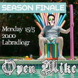Open Mike vol.13 - Drops the Mike (15.05.2017)
