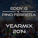 Eddy G & Pino Ferrera - Yearmix 2014