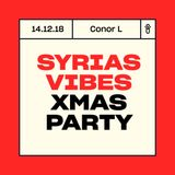 Live at Syria's Vibes @ The Cause, London, 14th December 2018