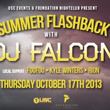 Kyle Winters - Live at Foundation Nightclub's Summer Flashback (10-17-2013)