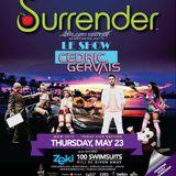 Cedric Gervais - Live @ Surrender Nightclub Las Vegas (USA) 2013.05.23.